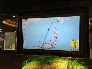 新日本海フェリーはまなす船内1
