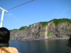 Shiretoko Cliff